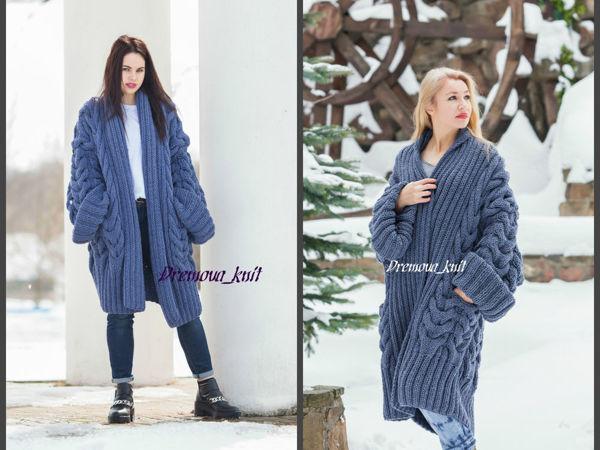 Пальто от 8 тыс руб | Ярмарка Мастеров - ручная работа, handmade