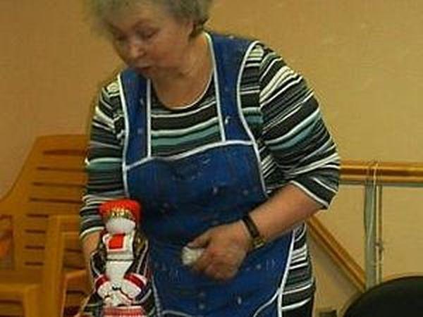 Мастеркасс народная кукла | Ярмарка Мастеров - ручная работа, handmade