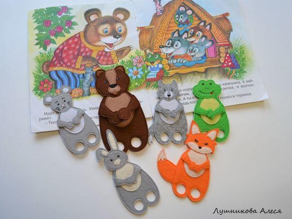 Сказки в жизни детей | Ярмарка Мастеров - ручная работа, handmade