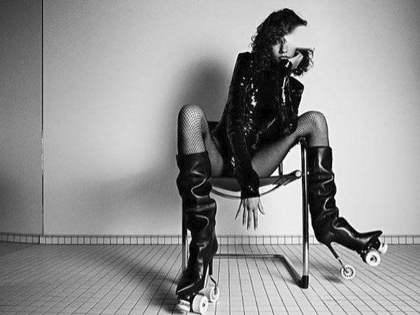 Туфли на роликах от YSL — вот это настоящий экстрим! | Ярмарка Мастеров - ручная работа, handmade