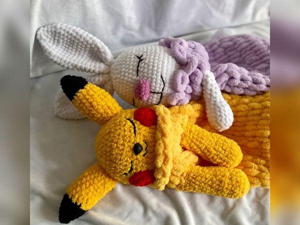Игрушка-Пижамница на заказ | Ярмарка Мастеров - ручная работа, handmade