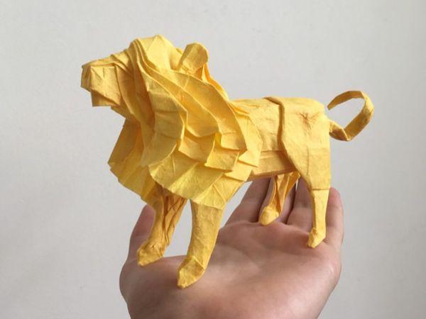 15-летний гений оригами: 20 бумажных фигурок + интересные факты | Ярмарка Мастеров - ручная работа, handmade