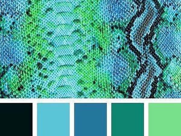 На вкус и цвет: цветовая палитра для вдохновения. Учимся у природы   Ярмарка Мастеров - ручная работа, handmade