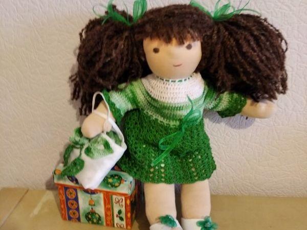 Авторские вальдорфские куклы от 1500 руб | Ярмарка Мастеров - ручная работа, handmade