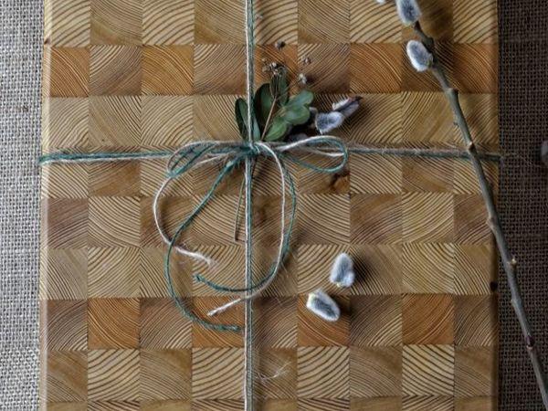 Создание разделочной доски | Ярмарка Мастеров - ручная работа, handmade