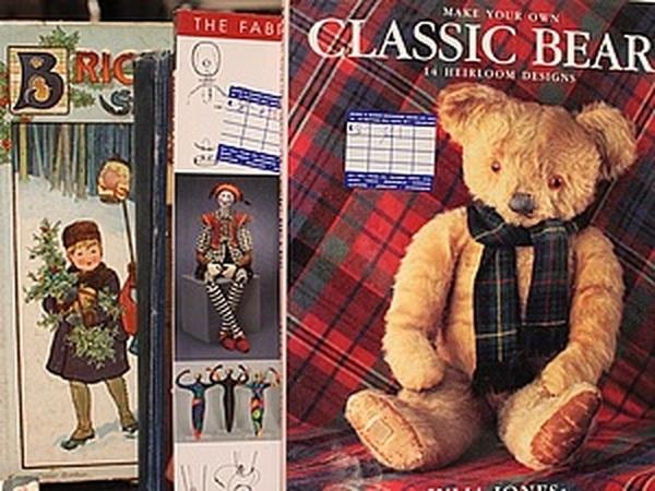 Старые выкройки мишек Тедди | Ярмарка Мастеров - ручная работа, handmade