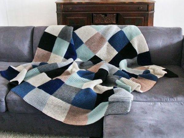 Модный колор-блокинг в вязании   Ярмарка Мастеров - ручная работа, handmade