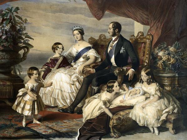 Виктория и Альберт: история королевы, умевшей любить | Ярмарка Мастеров - ручная работа, handmade
