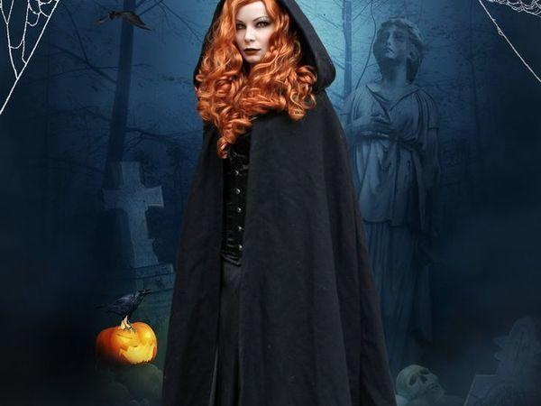Секреты Привлекательности Ведьмы | Ярмарка Мастеров - ручная работа, handmade