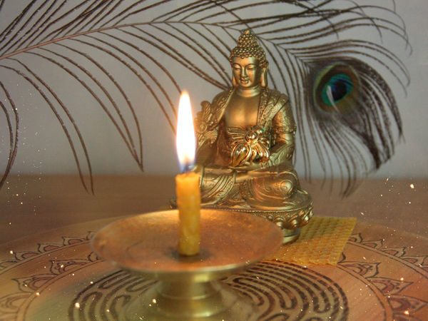 Стимуляция мозга путём созерцания пламени восковой свечи | Ярмарка Мастеров - ручная работа, handmade