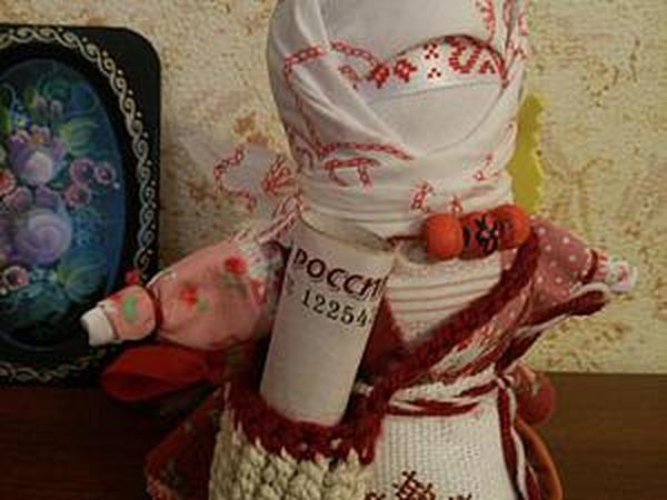 Творим обережную куклу «Успешница» | Ярмарка Мастеров - ручная работа, handmade