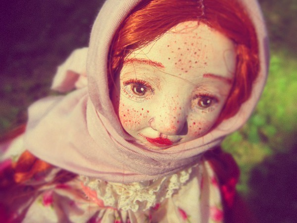 В лисьем лесу:) или Перевоплощение Ханны... | Ярмарка Мастеров - ручная работа, handmade