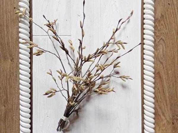 Веточки с сережками   Ярмарка Мастеров - ручная работа, handmade