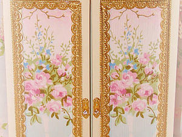 Мини-шкафчики...   Ярмарка Мастеров - ручная работа, handmade