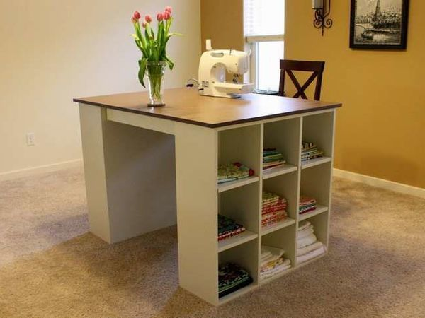 Original Ideas for Making a Sewing Table   Livemaster - handmade