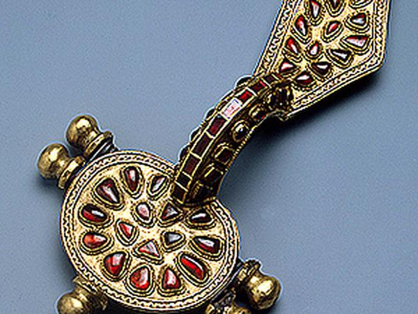 Галерея драгоценностей. Часть 3: золото гуннов | Ярмарка Мастеров - ручная работа, handmade
