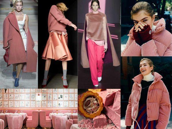 Самый модный цвет пальто 2018, или Розовый миллениалов | Ярмарка Мастеров - ручная работа, handmade