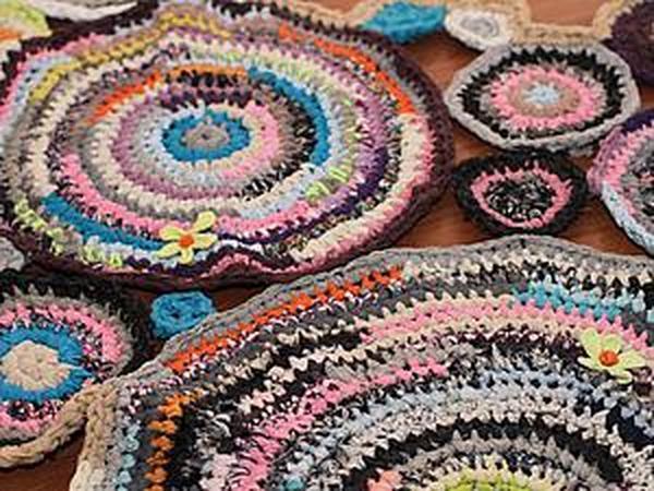 От коврика к ковру.  Или как появляются новые направления в моем творчестве. | Ярмарка Мастеров - ручная работа, handmade