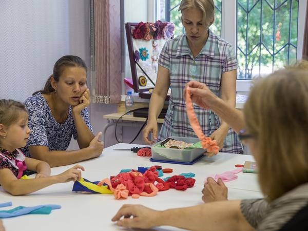 Открыт набор в кружок «Текстильная мозаика» для детей от 9 лет в Южном Бутово! | Ярмарка Мастеров - ручная работа, handmade