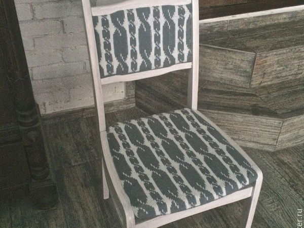 Restoration of an Old Chair: As Good as New! | Livemaster - handmade