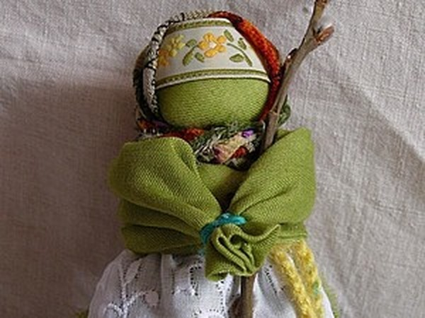 14 апреля - Занятие по Традиционной народной кукле | Ярмарка Мастеров - ручная работа, handmade