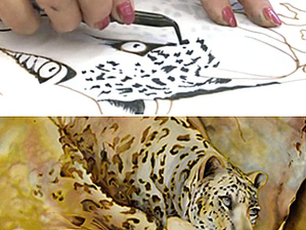 Мастер класс по Батику | Ярмарка Мастеров - ручная работа, handmade