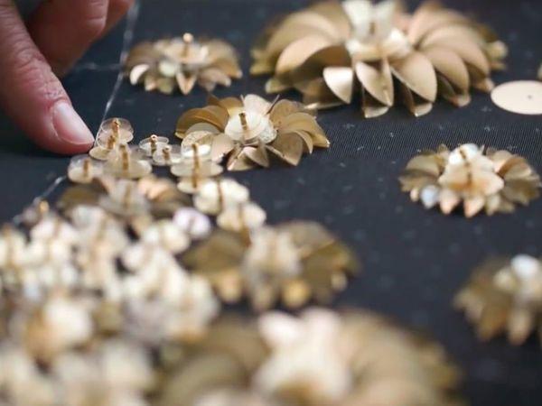 Как вручную создаются потрясающие платья в модных домах по всему миру. Завораживающие видеокадры | Ярмарка Мастеров - ручная работа, handmade
