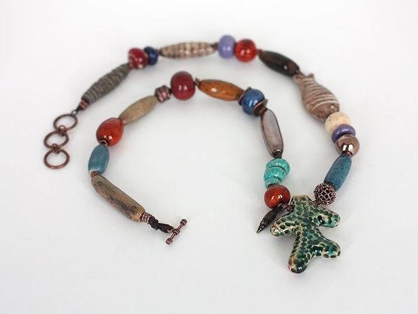 Авторский курс по созданию керамических украшений | Ярмарка Мастеров - ручная работа, handmade
