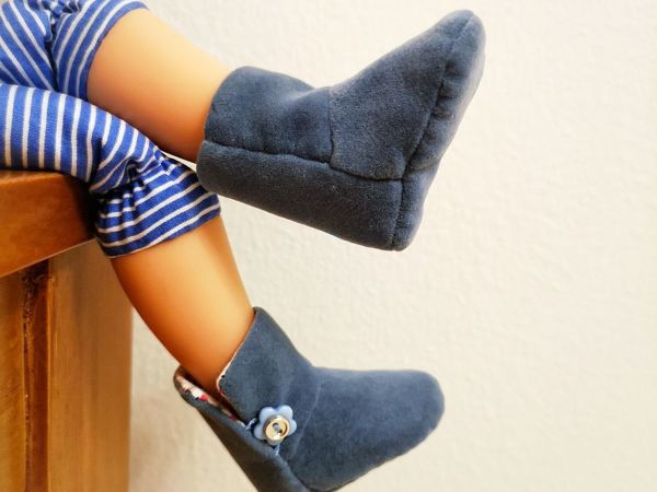 Шьем сапожки для Паолки | Ярмарка Мастеров - ручная работа, handmade