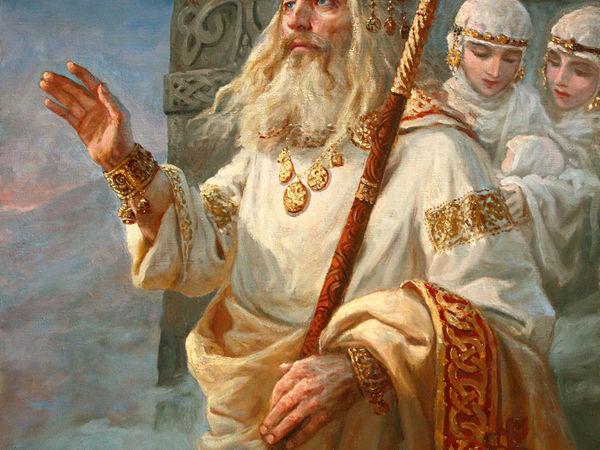 Каким Богам поклонялись наши предки | Ярмарка Мастеров - ручная работа, handmade