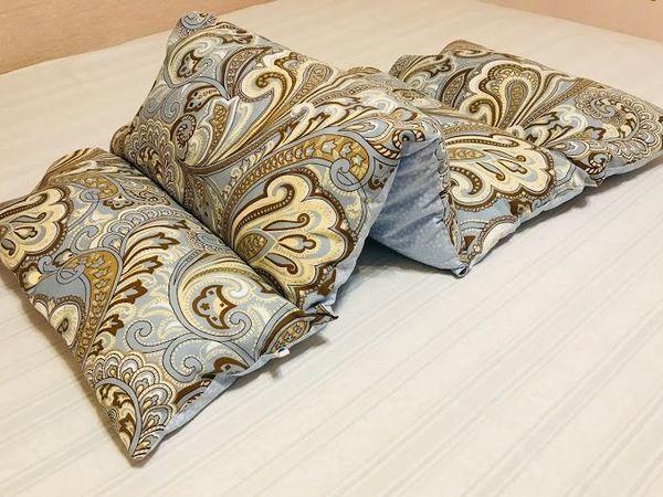 Создаем матрас из подушек   Ярмарка Мастеров - ручная работа, handmade