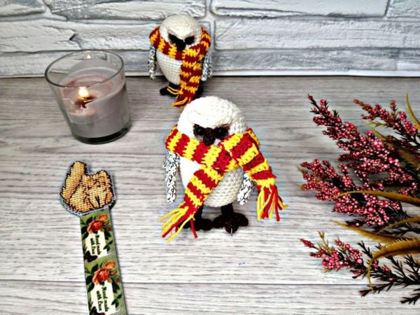 Вяжем крючком сову   Ярмарка Мастеров - ручная работа, handmade