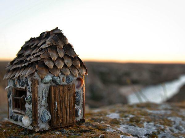 Скидки на мини Домики при заказе до 26.12!) | Ярмарка Мастеров - ручная работа, handmade
