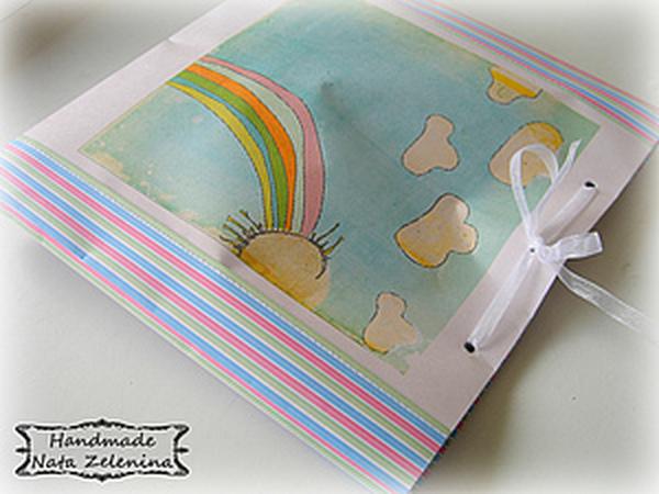 Делаем оригинальную упаковку  подарка для малыша | Ярмарка Мастеров - ручная работа, handmade