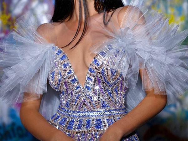 Из Кувейта с любовью: 18 сногсшибательных платьев модного дома LaBourjoisie | Ярмарка Мастеров - ручная работа, handmade