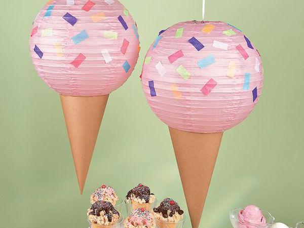 Вечеринка в стиле Ice Cream | Ярмарка Мастеров - ручная работа, handmade