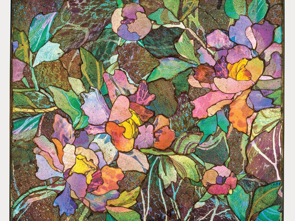 Radiant Mosaics by Louis Comfort Tiffany | Livemaster - handmade