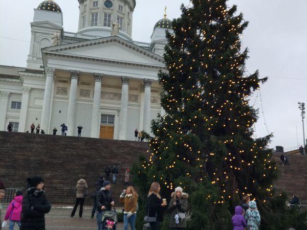 Хельсинки в ожидании Рождества. Фотозарисовка | Ярмарка Мастеров - ручная работа, handmade