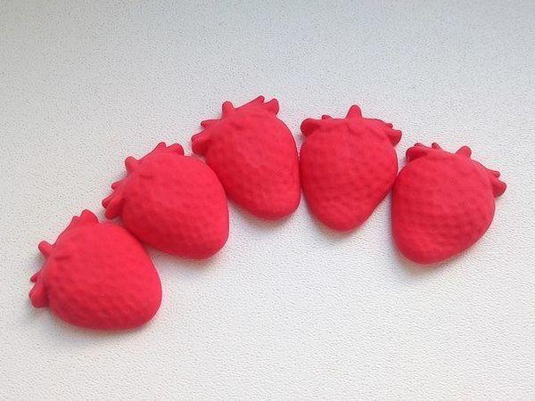 Идеально красный цвет ,новая глина.   Ярмарка Мастеров - ручная работа, handmade