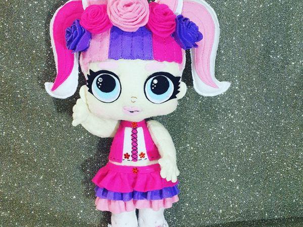 Создание куклы ЛОЛ Unicorn: 1 часть | Ярмарка Мастеров - ручная работа, handmade