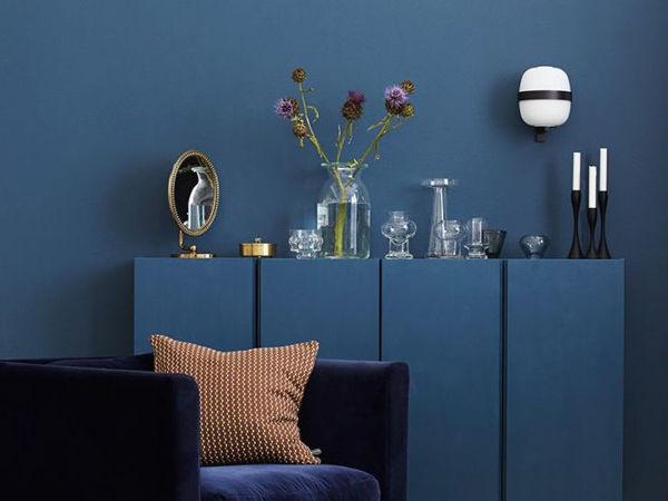 Цвет Classic blue в интерьере   Ярмарка Мастеров - ручная работа, handmade