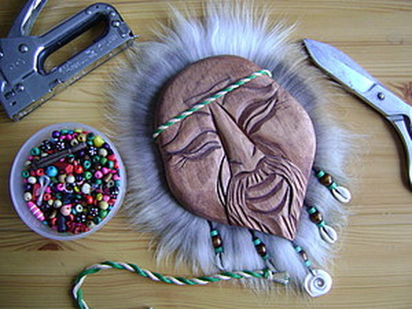 Панно Байлу Кун | Ярмарка Мастеров - ручная работа, handmade
