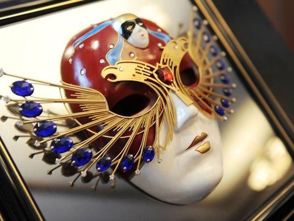 Премия Золотая маска | Ярмарка Мастеров - ручная работа, handmade