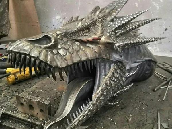 Ковка  дракона | Ярмарка Мастеров - ручная работа, handmade