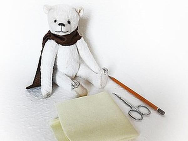 Жилетка из фетра для игрушки или куклы за 10 минут   Ярмарка Мастеров - ручная работа, handmade