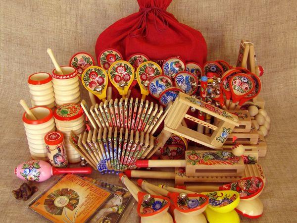 Что мы знаем о шумовых народных инструментах   Ярмарка Мастеров - ручная работа, handmade