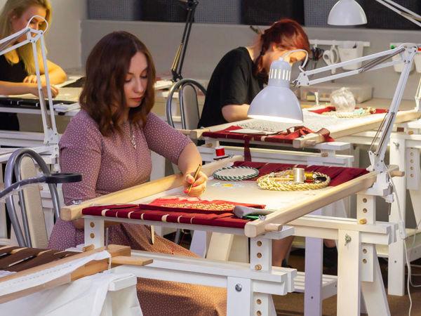 Оборудование рабочего места вышивальщицы | Ярмарка Мастеров - ручная работа, handmade