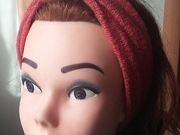 Шьем модную повязку на голову. Чалма-тюрбан своими руками. Часть 1 | Ярмарка Мастеров - ручная работа, handmade