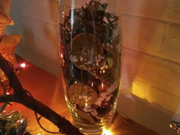 Делаем новогоднюю арома-вазу | Ярмарка Мастеров - ручная работа, handmade