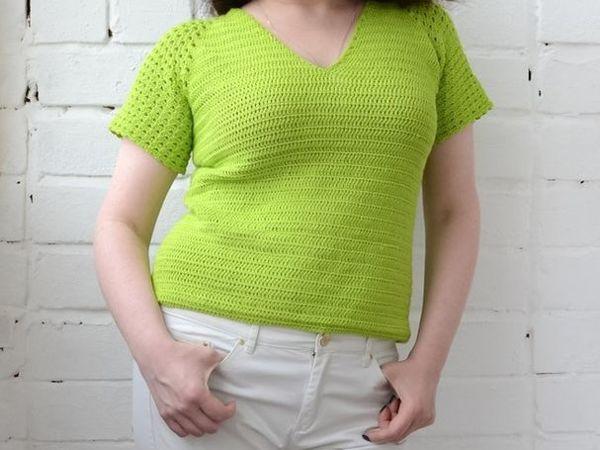 Неоновая футболка реглан без швов | Ярмарка Мастеров - ручная работа, handmade